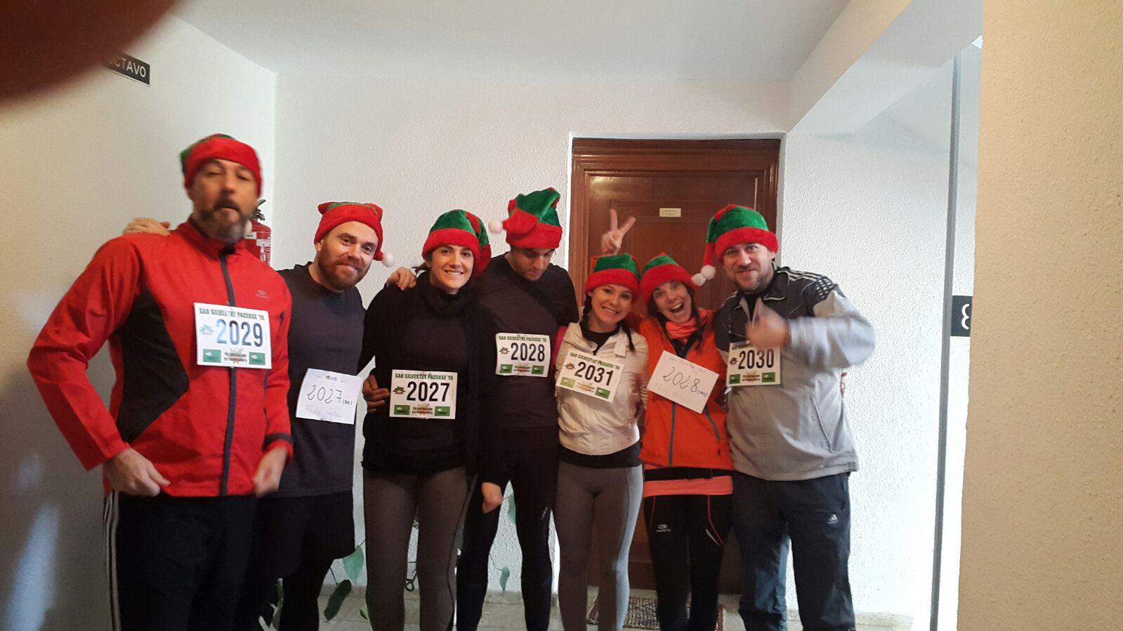 Carrera Solidaria Badajoz 1
